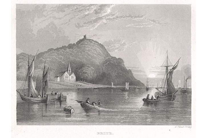 Erith, oceloryt, (1850)