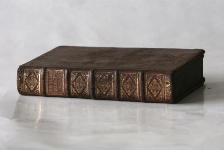 Acht-Tägige..Geistliche Übungen Heil. Ignatii,1738