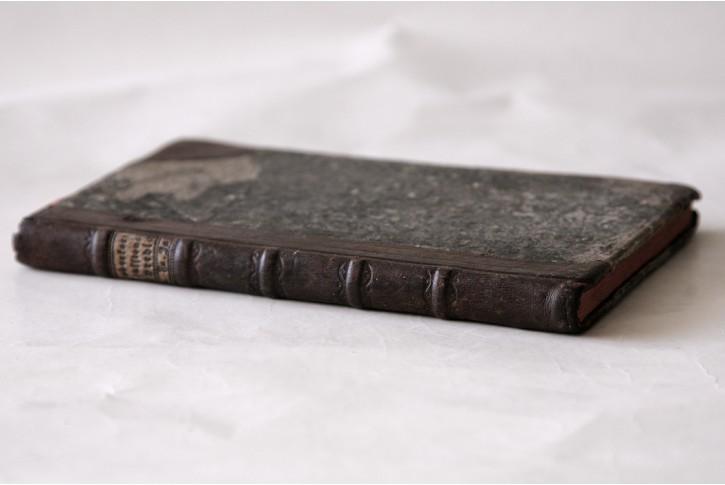 Haberkorn von Habersfeld, Passionspredigten, 1784