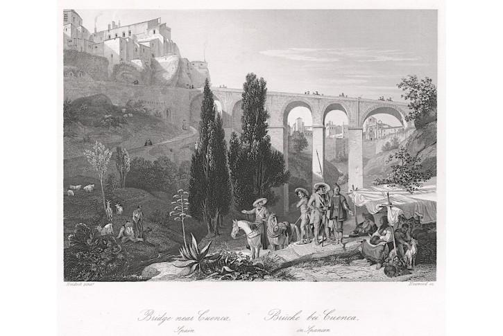 Cuenca,  oceloryt, (1850)