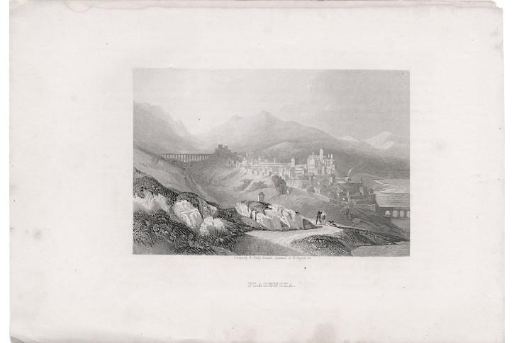 Plasencia,  oceloryt, (1850)