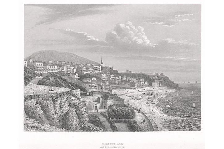 Ventnor, oceloryt, (1860)