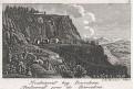 Montserrat, mědiryt, (1820)