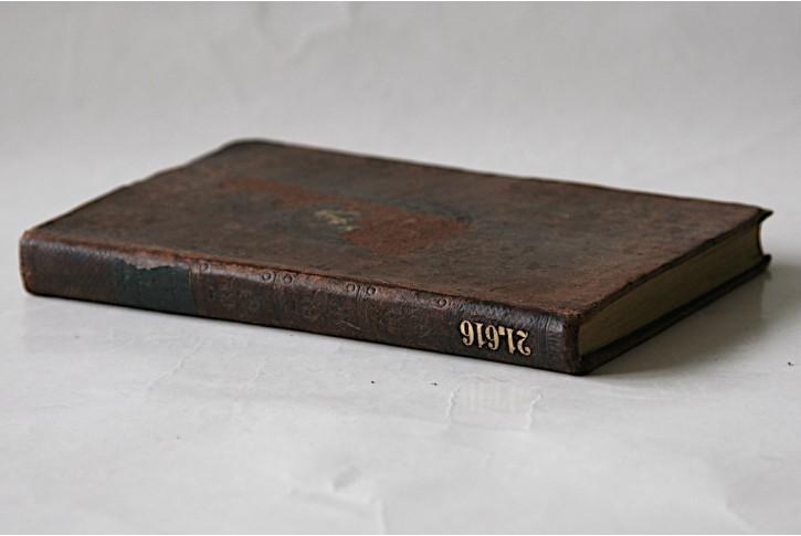 J.V. Mattel,  Institutio theoretica, Neo-Bol. 1837