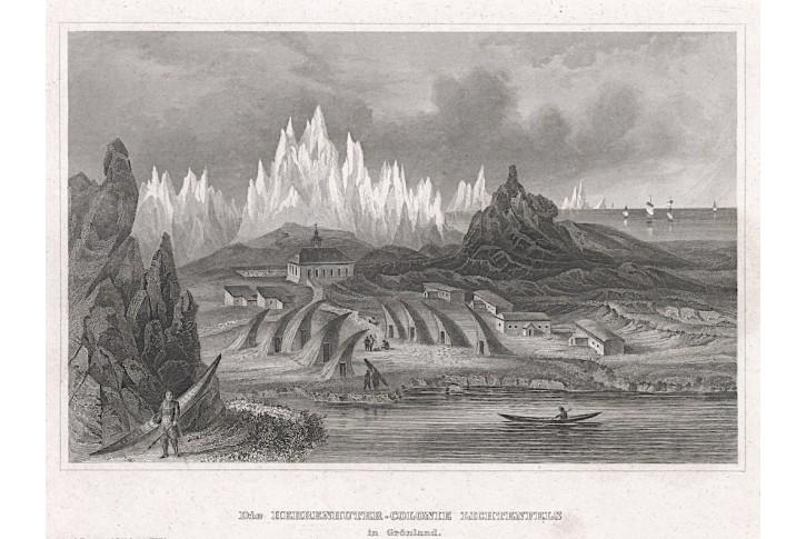 Lichtenfels Gronsko, Meyer, oceloryt, 1850
