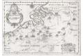 Montecaliero.: Provincia Flandriae, mědiryt, 1712