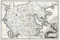 Cellarius : Macedonia, mědiryt, (1770)