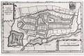 Mejer J. : Tonderen, mědiryt, 1652