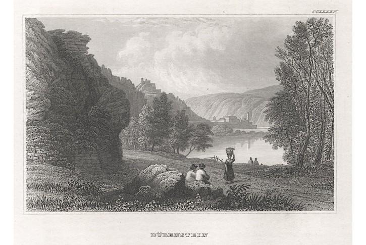 Dürenstein, Meyer, oceloryt, 1850