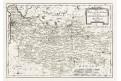 Reilly .: Chrudim Čáslav a Kouřim j, mědiryt 1789