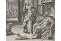 Jeremiáš 3, Voss -  Collaert, mědiryt, 1610