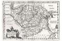 Cluver Ph. : Daciarum , mědiryt, 1683