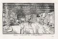 Hampelbaude - Strzecha Akademicka, lept, 1821