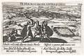 Tunis, Meissner, mědiryt, 1642
