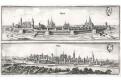 Nysa Legnica, Merian, mědiryt 1650
