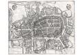 Schweidnitz, Merian, mědiryt 1650