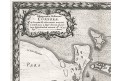 Korsör, Puffendorf, mědiryt, 1697