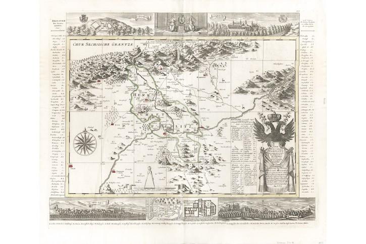 Schenck P.:  Toeplitz, kolor. mědiryt, 1752