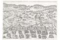 Budějovie obléhání, Bellus, mědiryt 1627
