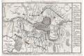 Praha obléhání 1757, Wendler, mědiryt 1757