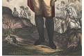 Washington George, oceloryt, (1860 )