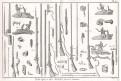 Pušky zbraně, Diderot,  mědiryt , 1782