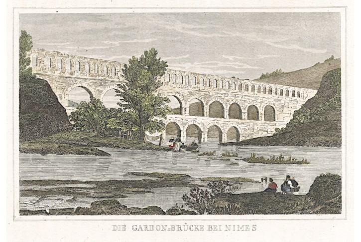 Nimes, Strahlheim, oceloryt, (1840)