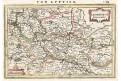 Luttych Liege, Janssonius J., mědiryt,  1648