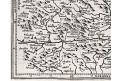 Stiria, Mercator - Hondius, mědiryt, 1608
