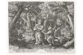 Sadeler J.: Zenonis, mědiryt, 1600