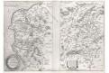 Ortelius A. : Bononiensis Veromandi, mědiryt, 1570