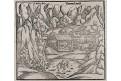 Leukerbad Wallis, Münster S., dřevořez , (1580)