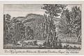 Karlovy Vary, Dorotheen, mědiryt, (1820)