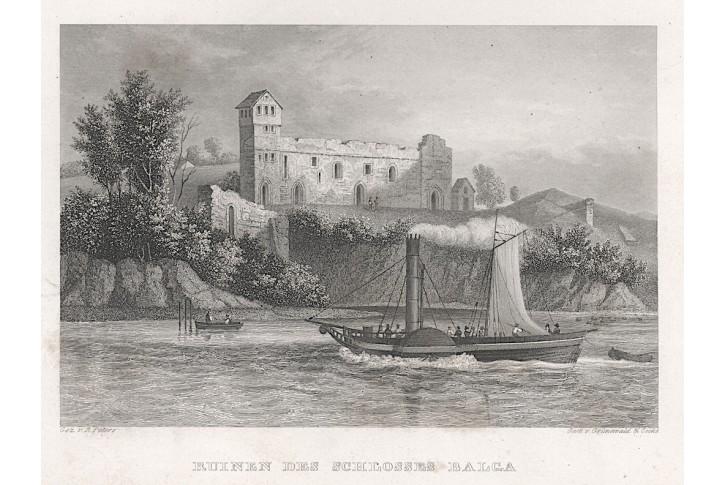 BALGA (Wessjoloje), oceloryt, 1840