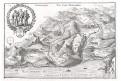 Underwalden, Merian,  mědiryt,  1642