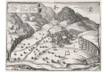Leug, Merian,  mědiryt,  1642