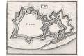 Stenay, Merian,  mědiryt,  1643