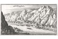 Sälbling stain, Merian,  mědiryt,  1649