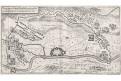 Thionville, Merian, mědiryt, 1643