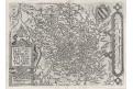 Bussemacher : Burgundiae,  mědiryt, 1592
