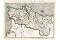 Portugalia Regnum, Lasor a Varea, mědiryt, 1713
