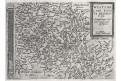 Bussemacher, Westphaliae,  mědiryt, 1596