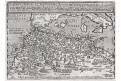 Bussemacher, Barbaria, mědiryt, 1603