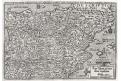 Bussemacher, Hispaniae, mědiryt, 1603