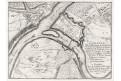Koblenz, N. de Fer, mědiryt, 1705