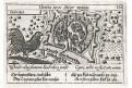 Landrecies, Meissner, mědiryt, 1678
