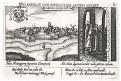 Gravelines, Meissner, mědiryt, 1678