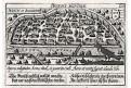 Macon, Meissner, mědiryt, 1678