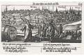 Poitiers, Meissner, mědiryt, 1637