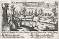 Molsheim Elsass, Meisner, mědiryt, 1637